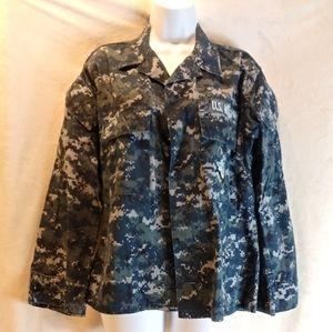 Lightweight Unisex Navy Jacket